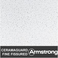 Подвесной потолок Armstrong CERAMAGUARD FINE FISSURED 1200*600*15