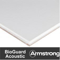 Подвесной потолок Armstrong BioGuard Acoustic Tegular 15 600*600*17