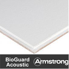 Подвесной потолок Armstrong BioGuard Acoustic Tegular 24 600*600*17
