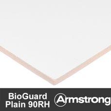 Подвесной потолок Armstrong BioGuard Plain 90RH 600*600*12