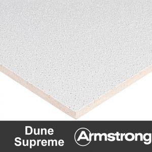 Подвесной потолок Armstrong Dune Supreme (без перфорации) Board 1200*600*15