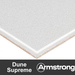 Подвесной потолок Armstrong Dune Supreme Tegular 24 600*600*15