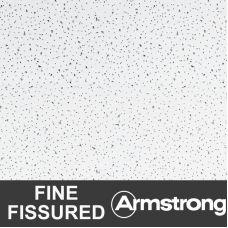 Подвесной потолок Armstrong FINE FISSURED (Черный цвет) Board 600*600*15