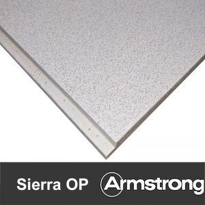 Подвесной потолок Armstrong SIERRA OP Tegular 15 1200*600*15