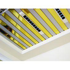 Реечный потолок «Прямоугольный дизайн» A80SV (комплект)