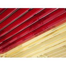 Реечный потолок «V-образная рейка» A40V (комплект)