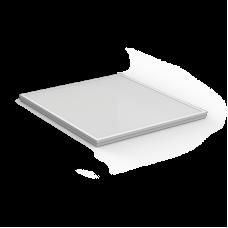 Светодиодная панель Gauss ПРИЗМА встраиваемый/накладной 595*595*19мм 36Вт 2900/2950лм 4000/6500К