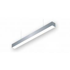 Линейный светильник 1000 мм 38Вт 4560лм рассеиватель ОПАЛ