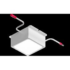 Светильник светодиодный для Грильято PIX 6Вт 800лм 4000К/5000К Белый/Черный