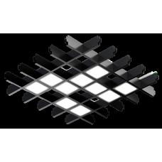 Светильник светодиодный для Грильято PIX-10 60Вт 8000лм 4000К/5000К Белый/Черный