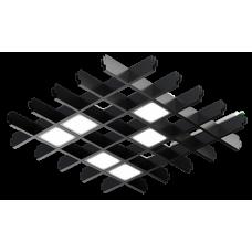 Светильник светодиодный для Грильято PIX-6 36Вт 4800лм 4000К/5000К Белый/Черный